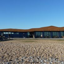 The East Beach Cafe in Littlehampton is only a 30 min away